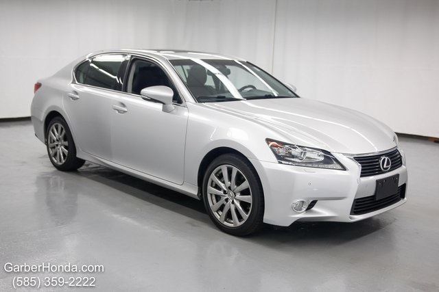 Pre-Owned 2014 Lexus GS 350 AWD