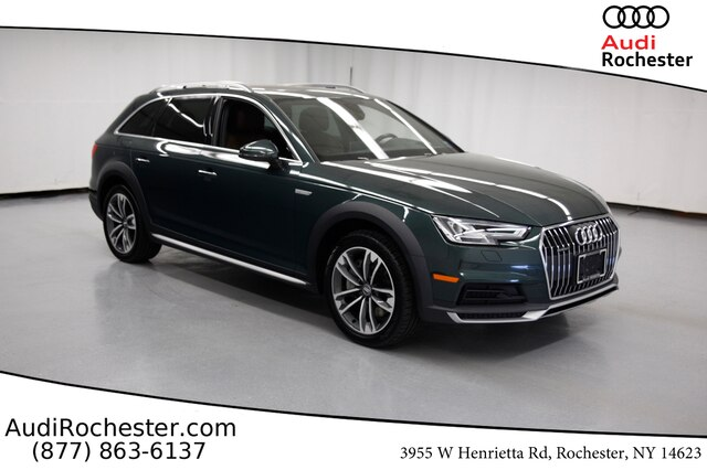 Certified Pre-Owned 2017 Audi A4 allroad Prestige