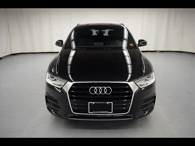 Certified Pre-Owned 2016 Audi Q3 2.0T Quattro Premium Plus