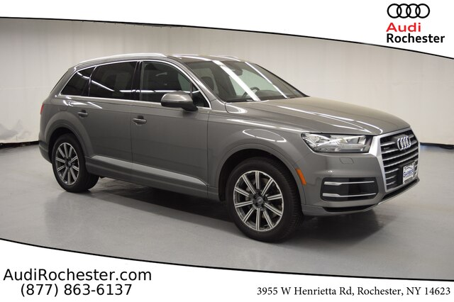 Certified Pre-Owned 2017 Audi Q7 Premium Plus With Navigation & AWD