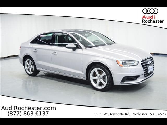Certified Pre-Owned 2015 Audi A3 2.0T Premium (S tronic)