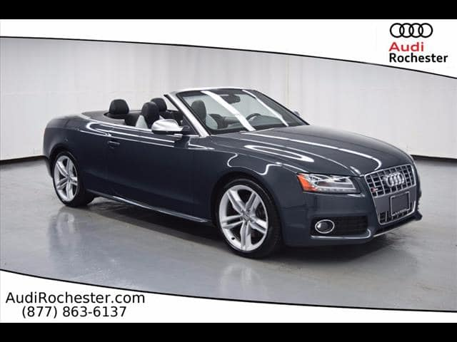 Pre-Owned 2011 Audi S5 3.0 Premium Plus (S tronic)