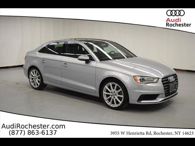Certified Pre-Owned 2016 Audi A3 2.0T Quattro Premium Plus