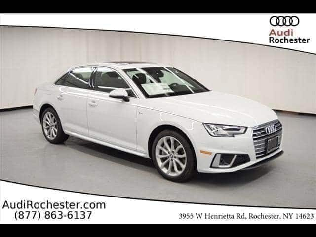New 2019 Audi A4 2.0T Premium Plus quattro Sedan