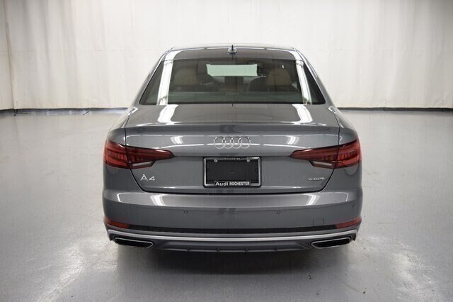 Certified Pre-Owned 2019 Audi A4 Premium Plus