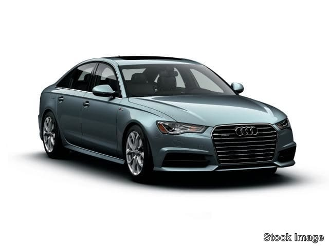 Certified Pre-Owned 2017 Audi A6 3.0T Quattro Premium Plus