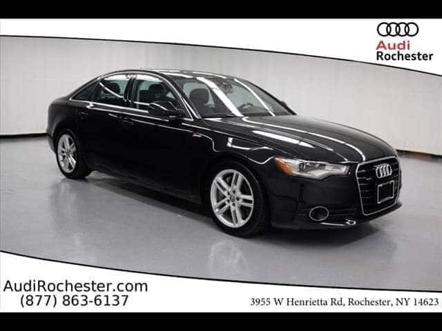 Pre-Owned 2012 Audi A6 3.0 Premium Plus Sedan