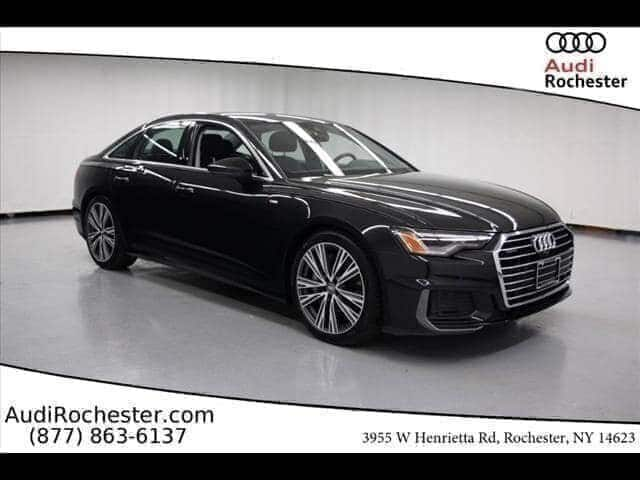 Certified Pre-Owned 2019 Audi A6 3.0T Quattro Premium Plus Sedan