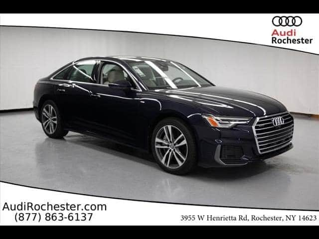 New 2019 Audi A6 3.0T Premium Plus quattro Sedan