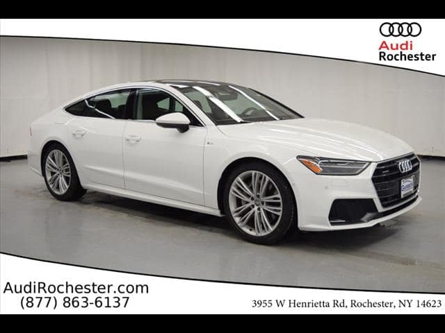New 2019 Audi A7 30t Premium Hatchback In Rochester Kn071218
