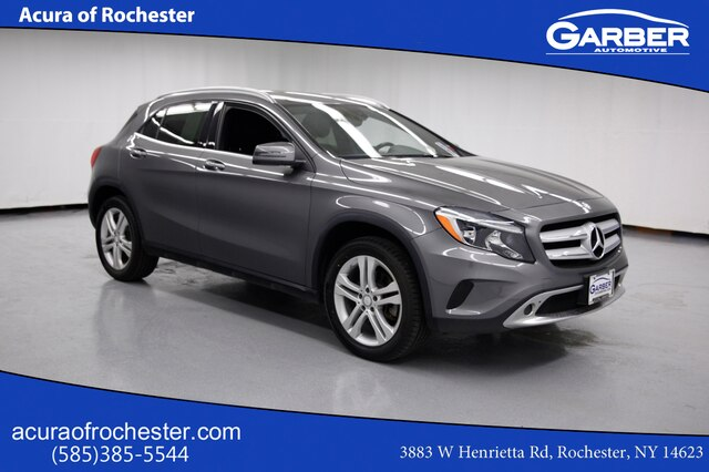 Pre-Owned 2016 Mercedes-Benz GLA 250 GLA 250