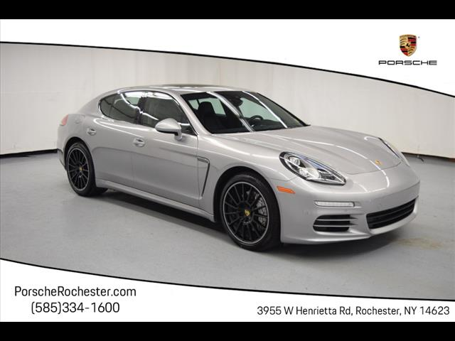 Certified Pre-Owned 2016 Porsche Panamera 4S