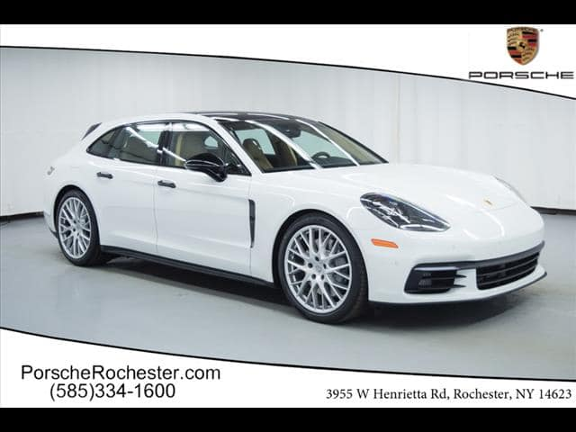 New 2018 Porsche Panamera Sport Turismo 4s All Wheel Drive Wagon