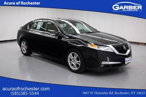 Pre-Owned 2009 Acura TL 3.5 w/Technology Package With Navigation