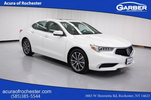 New 2020 Acura TLX 3.5L AWD