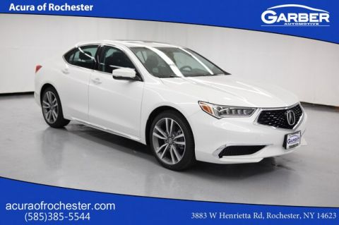 New 2020 Acura TLX 3.5L Tech Pkg With Navigation & AWD