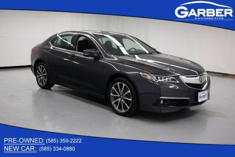 Pre-Owned 2016 Acura TLX 3.5L V6 With Navigation & AWD