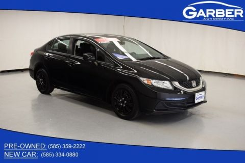 Pre-Owned 2013 Honda Civic LX