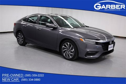 New 2020 Honda Insight Touring With Navigation
