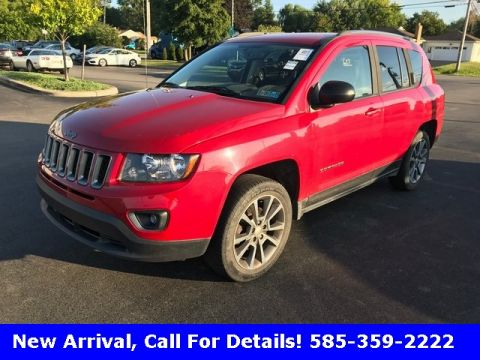 Pre-Owned 2016 Jeep Compass Sport 4WD