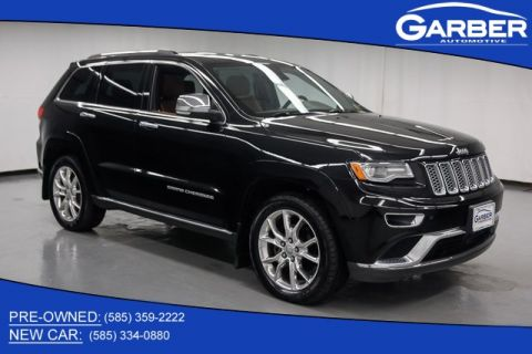 Pre-Owned 2016 Jeep Grand Cherokee Summit 4WD