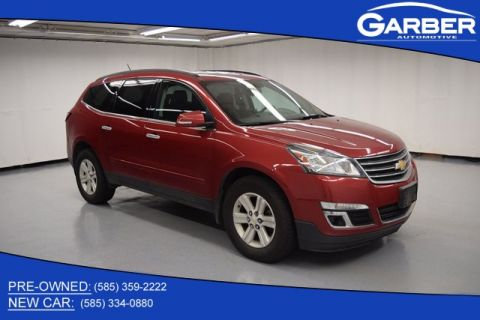 Pre-Owned 2014 Chevrolet Traverse LT AWD