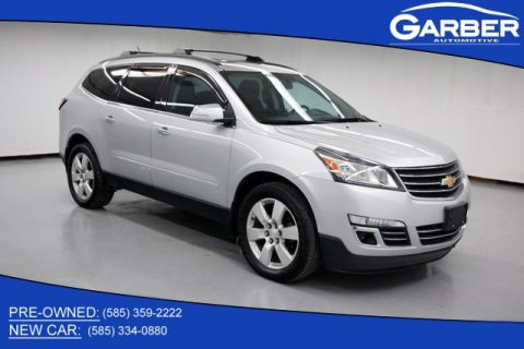 Pre-Owned 2013 Chevrolet Traverse LTZ AWD