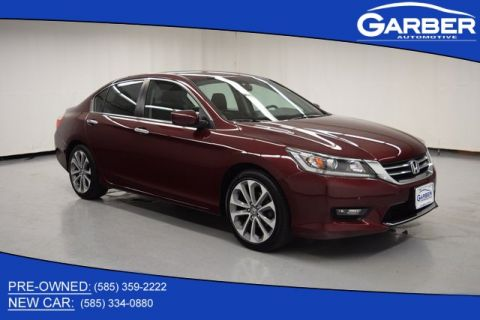 Pre-Owned 2014 Honda Accord Sport FWD 4D Sedan