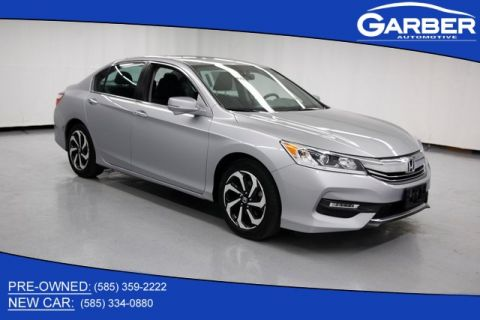 Pre-Owned 2016 Honda Accord EX FWD 4D Sedan