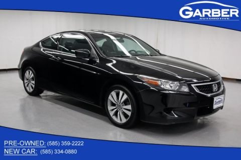 Pre-Owned 2010 Honda Accord EX-L FWD 2D Coupe