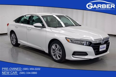 New 2019 Honda Accord LX FWD 4D Sedan
