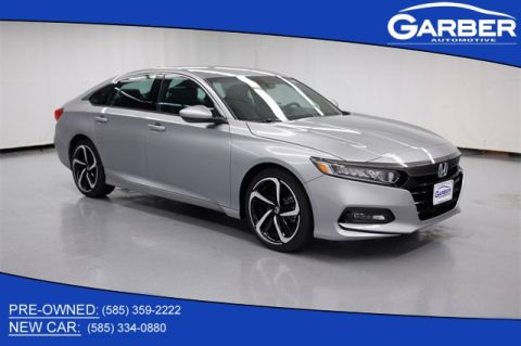 New 2020 Honda Accord Sport FWD 4D Sedan