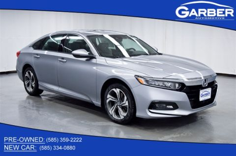 New 2019 Honda Accord EX-L 2.0T FWD 4D Sedan