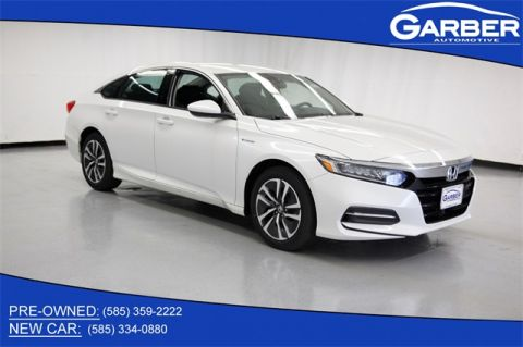 New 2020 Honda Accord Hybrid Base FWD 4D Sedan