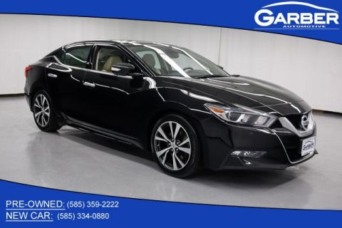 Pre-Owned 2016 Nissan Maxima FWD 4D Sedan