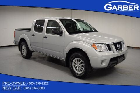 Pre-Owned 2015 Nissan Frontier SV 4WD
