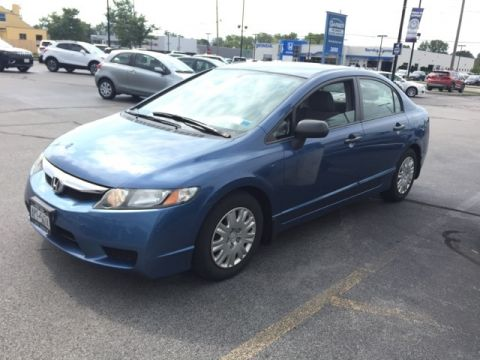 Pre-Owned 2009 Honda Civic VP