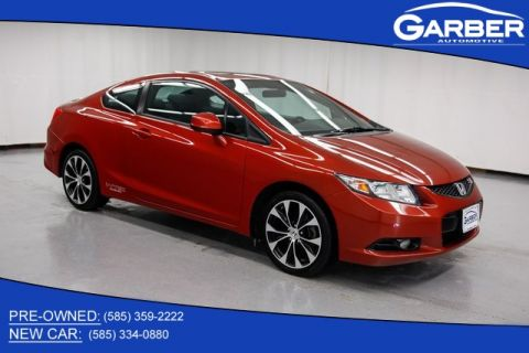 Pre-Owned 2013 Honda Civic Si