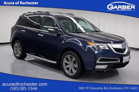 Pre-Owned 2012 Acura MDX Advance Pkg AWD