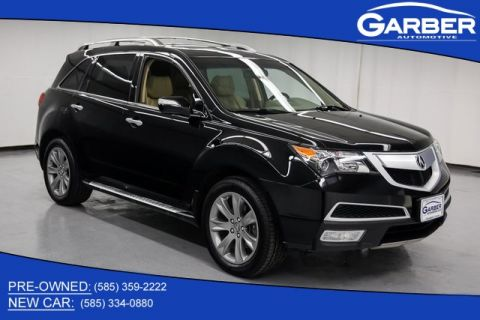 Pre-Owned 2012 Acura MDX 3.7L Advance Package AWD