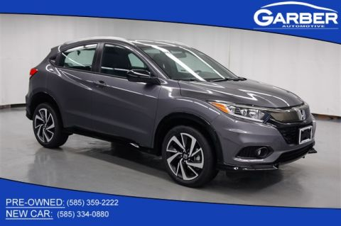 New 2019 Honda HR-V Sport AWD