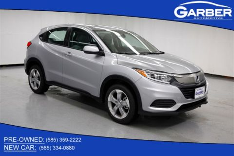 New 2020 Honda HR-V LX AWD