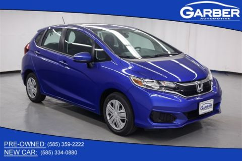 New 2019 Honda Fit LX FWD 4D Hatchback