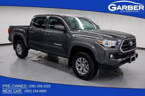 Pre-Owned 2016 Toyota Tacoma SR5 4WD