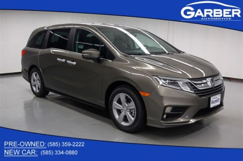 New 2019 Honda Odyssey EX-L With Navigation