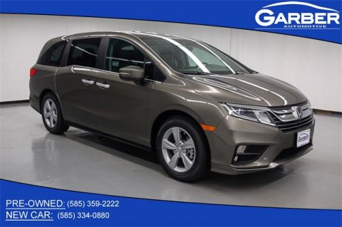 New 2020 Honda Odyssey EX-L With Navigation
