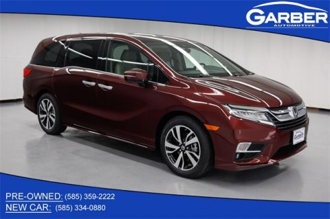 New 2020 Honda Odyssey Elite With Navigation