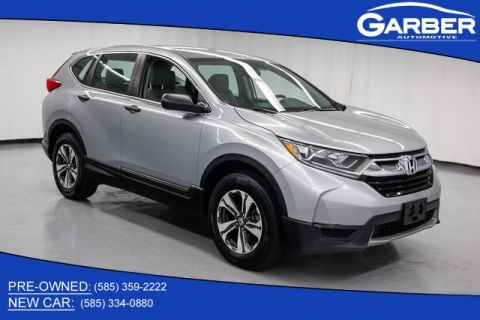 Pre-Owned 2017 Honda CR-V LX AWD