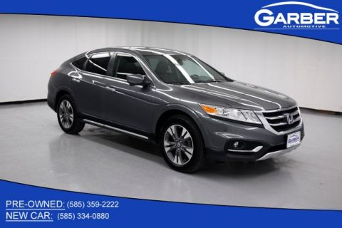 Pre-Owned 2014 Honda Crosstour EX-L 4WD
