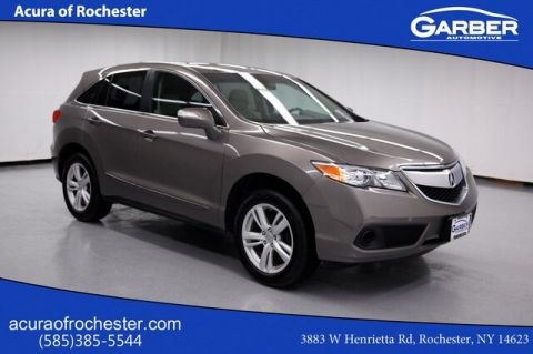 Pre-Owned 2013 Acura RDX BASE AWD